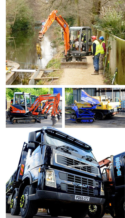 Piling company in Stockport